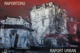 Coperta Album de Arta Raport Urban